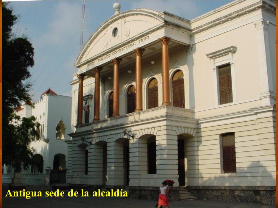 Antigua sede de la alcaldía