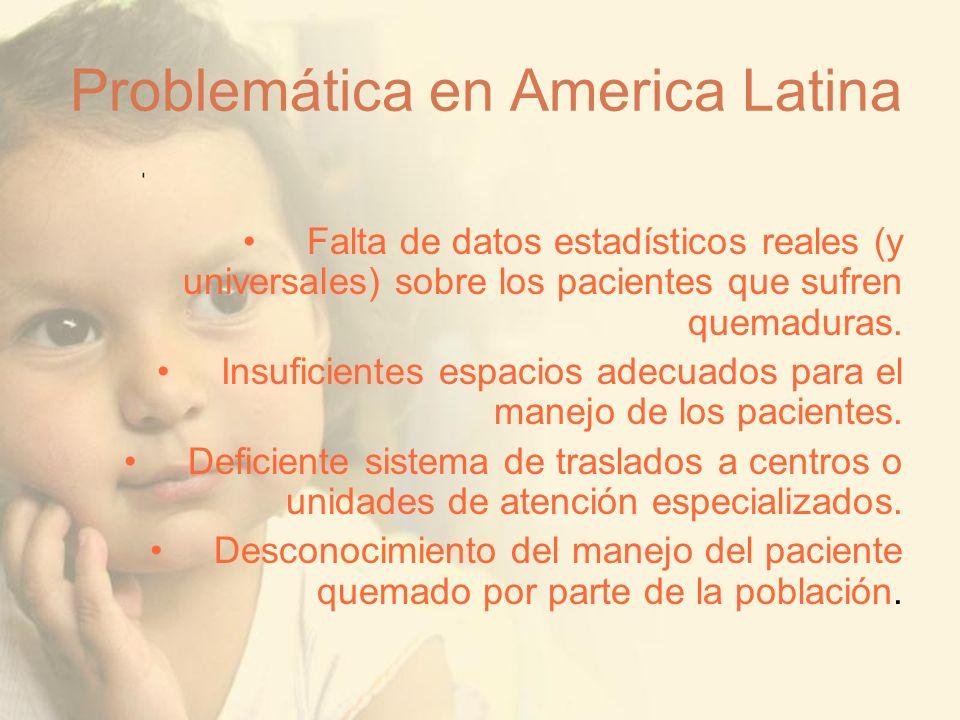 Problemática en America Latina