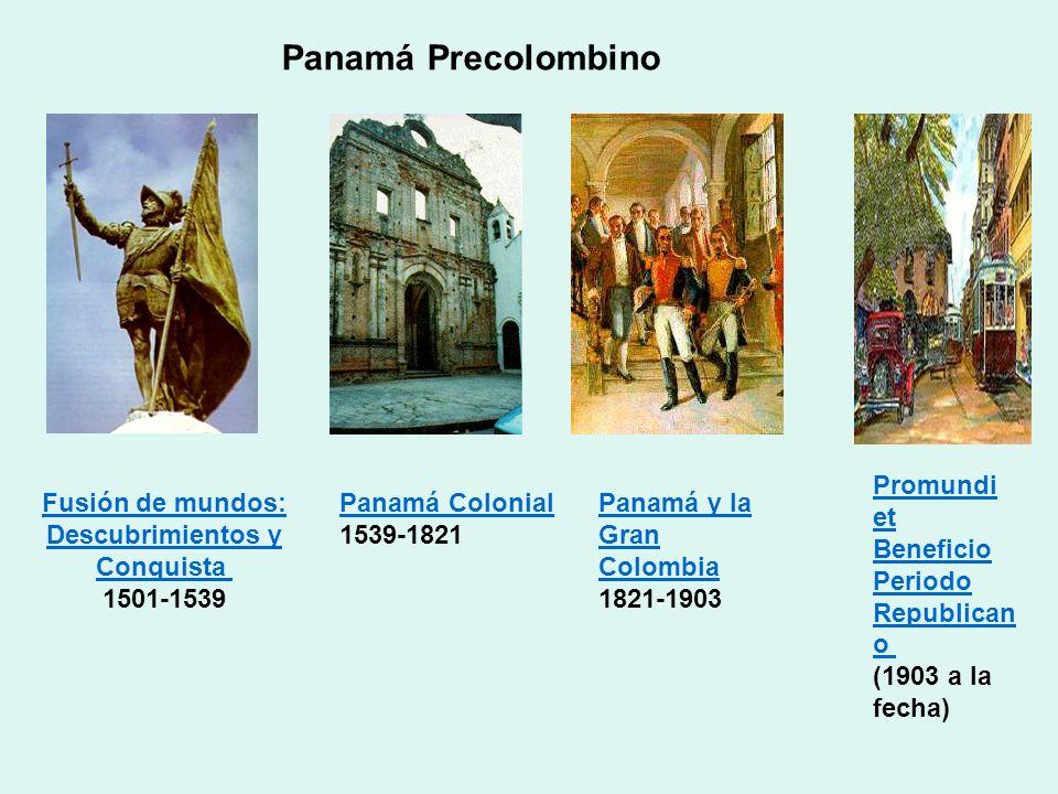 Descubrimientos y Conquista 1501-1539
