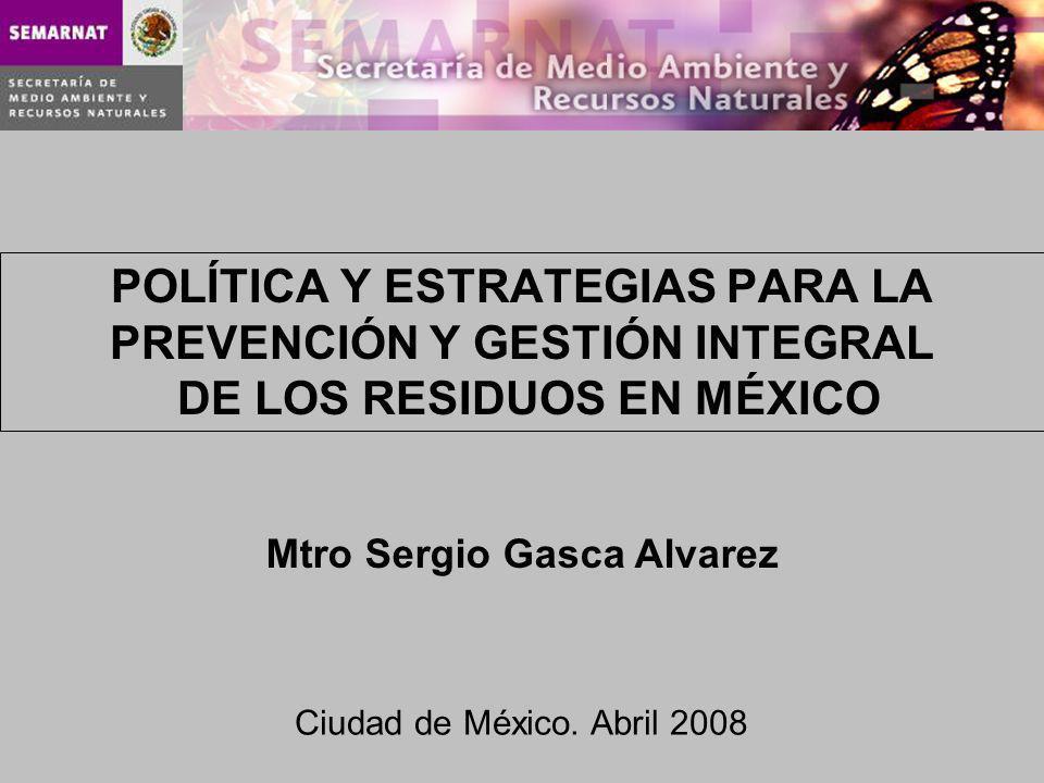 Mtro Sergio Gasca Alvarez