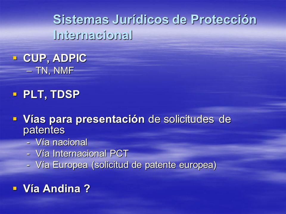Sistemas Jurídicos de Protección Internacional