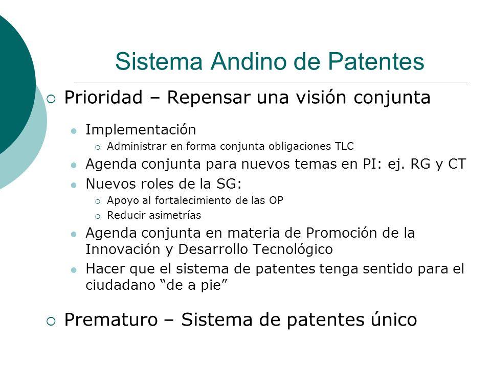 Sistema Andino de Patentes