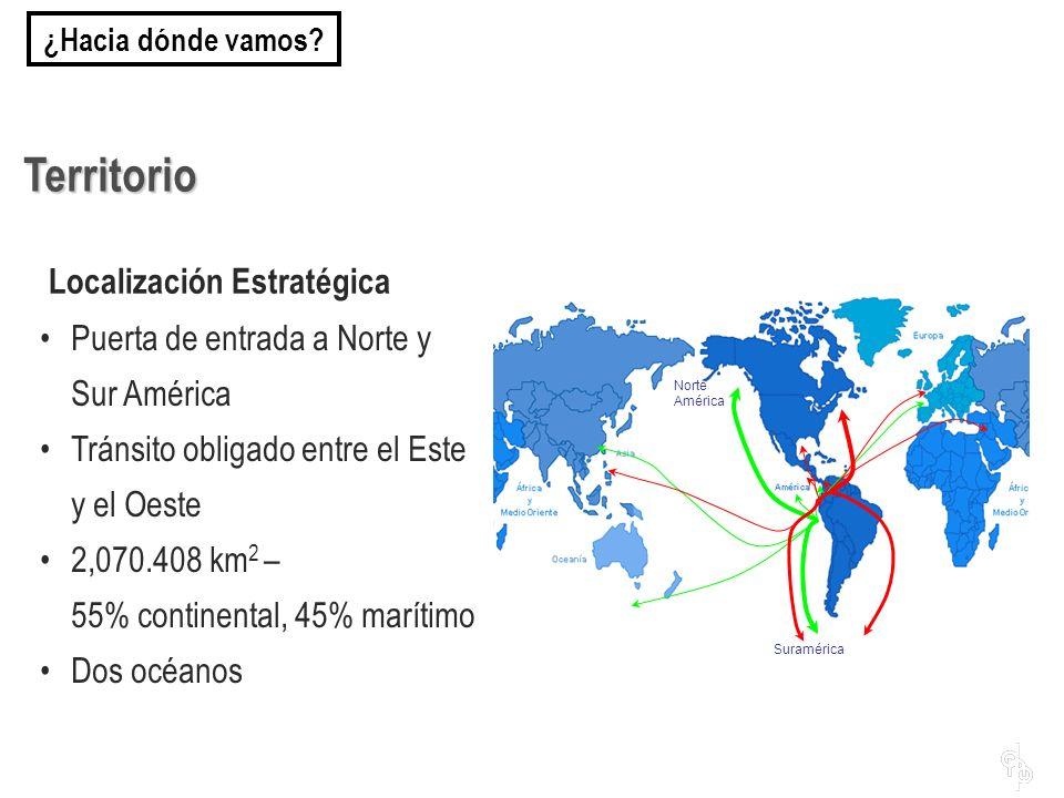 Territorio Localización Estratégica