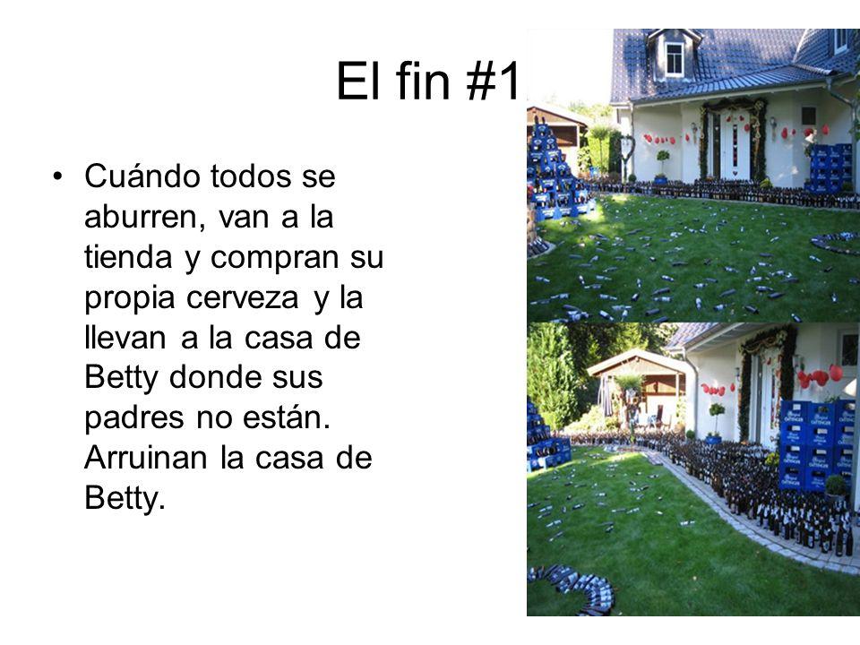 El fin #1