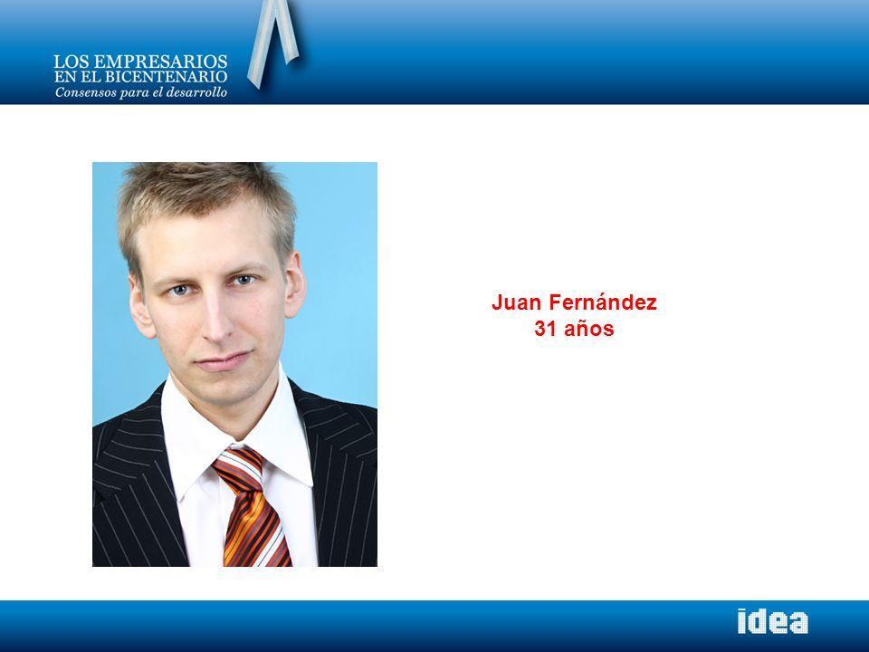 Juan Fernández 31 años 22