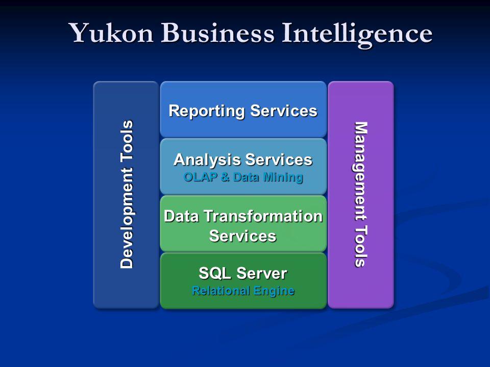 Yukon Business Intelligence