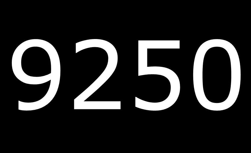9250 Kilos de fruta
