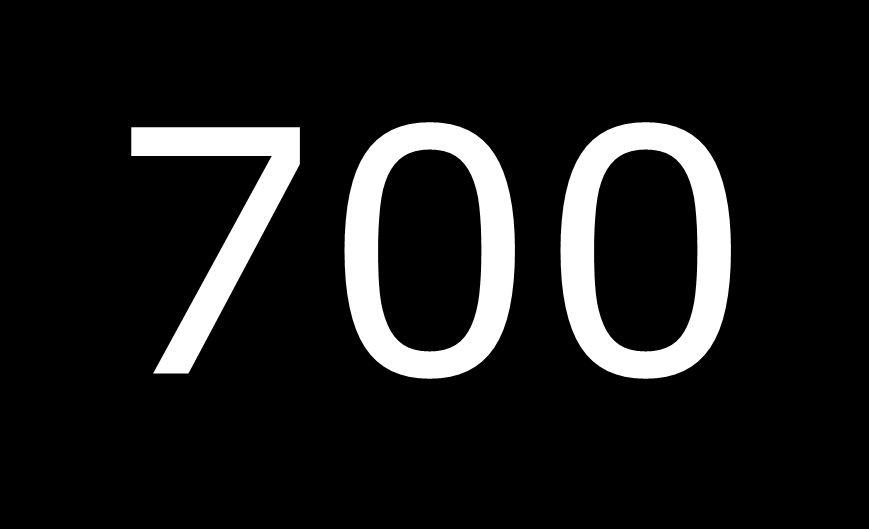 700 Vueltas al mundo