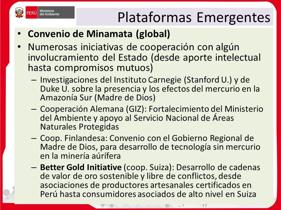 Plataformas Emergentes
