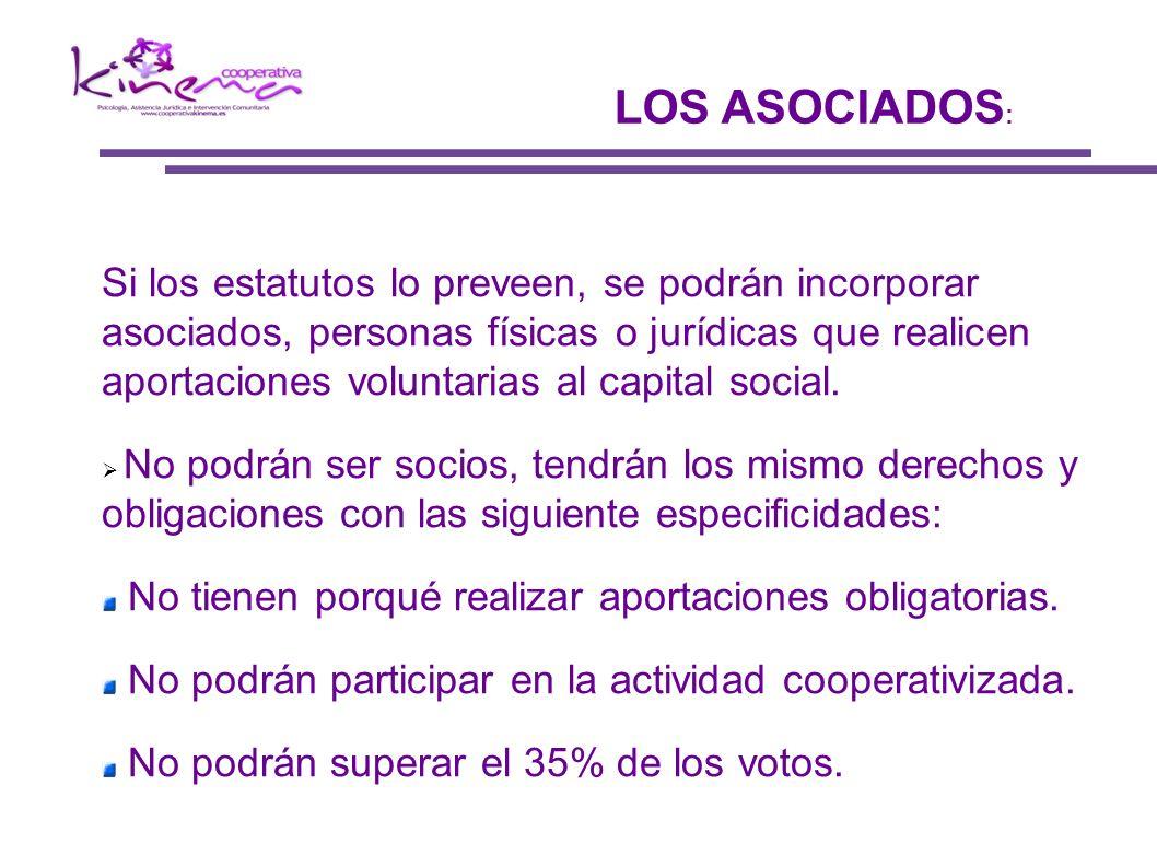 LOS ASOCIADOS: