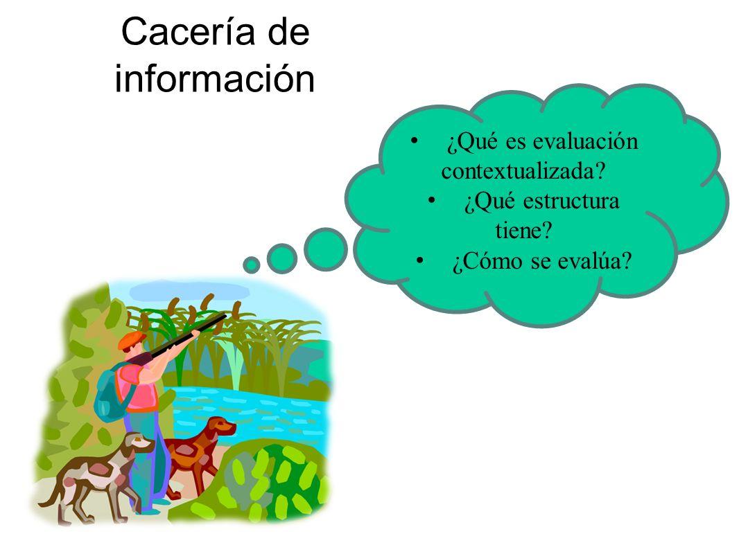 Cacería de información