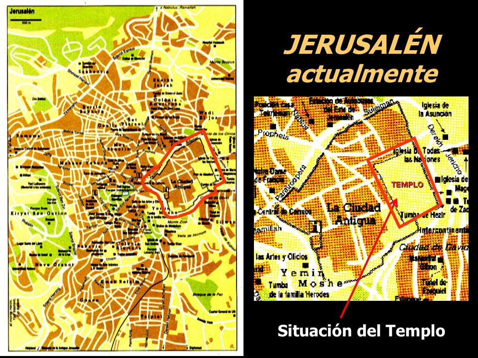 JERUSALÉN actualmente