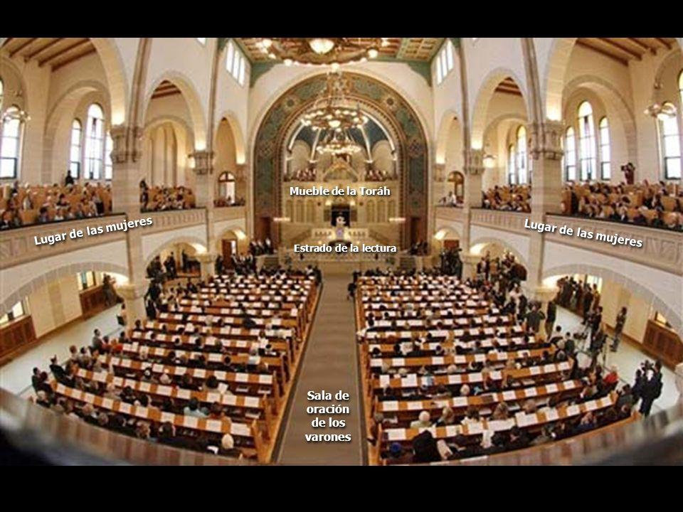 Lugar de las mujeres Sala de oración de los varones