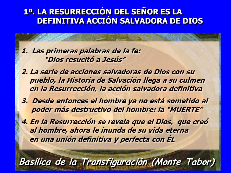 Basílica de la Transfiguración (Monte Tabor)