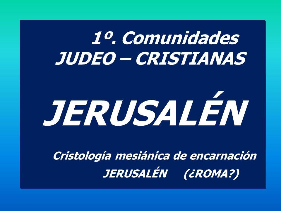 Cristología mesiánica de encarnación