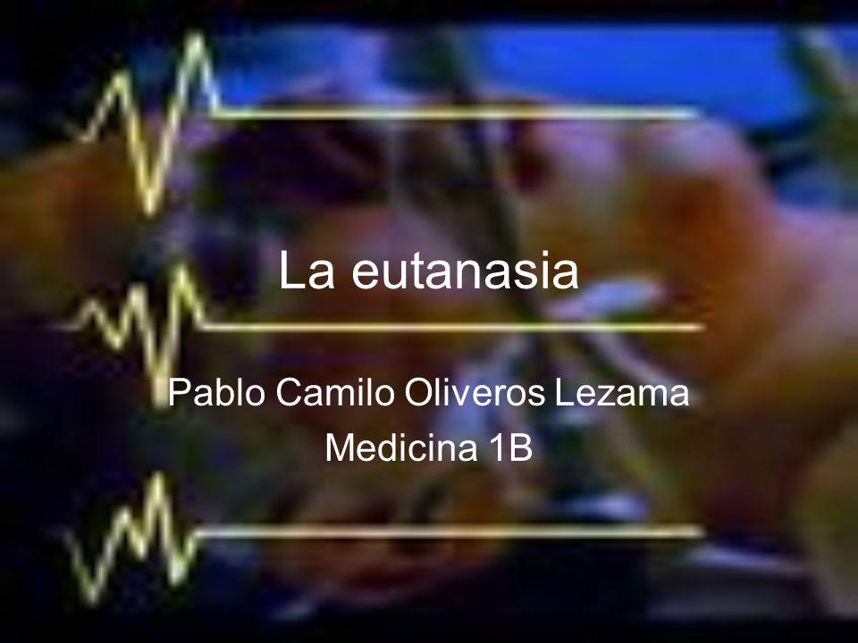 Pablo Camilo Oliveros Lezama Medicina 1B