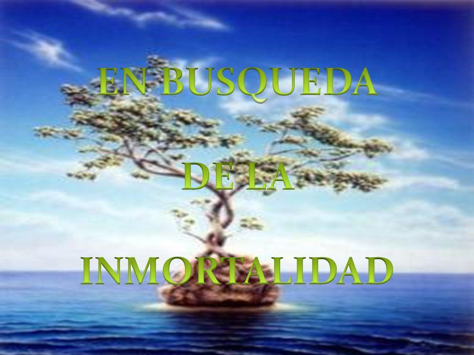 EN BUSQUEDA DE LA INMORTALIDAD