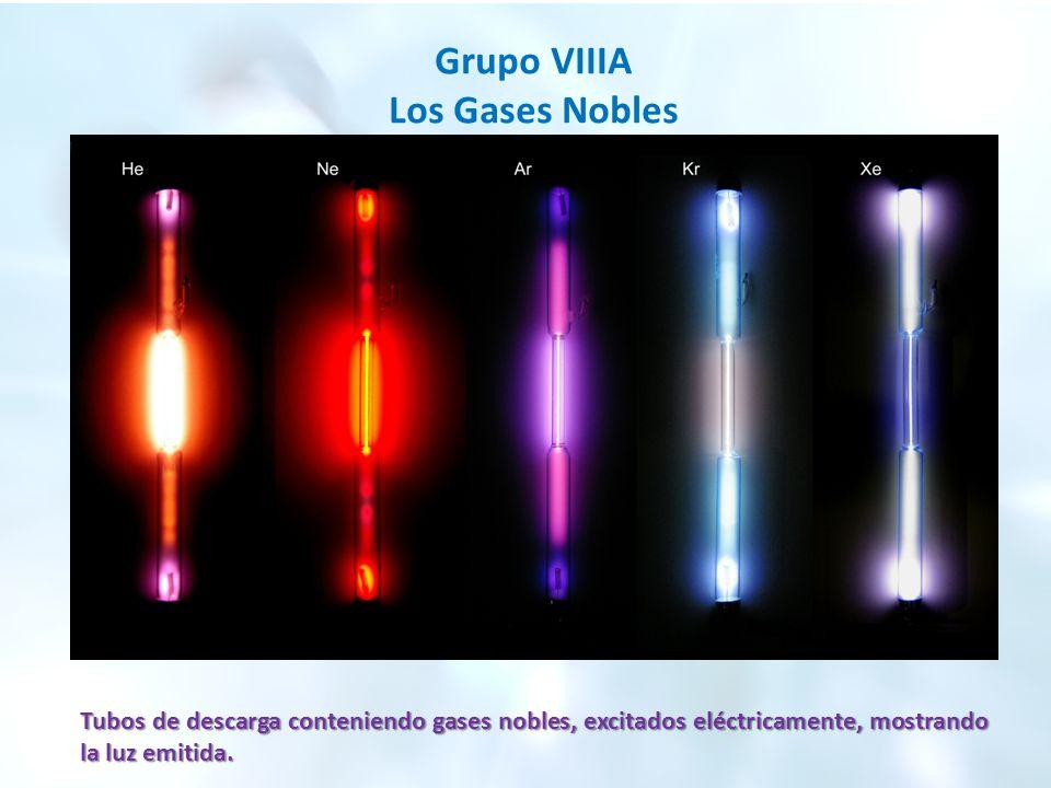 Grupo viiia los gases nobles ppt video online descargar grupo viiia los gases nobles urtaz Choice Image