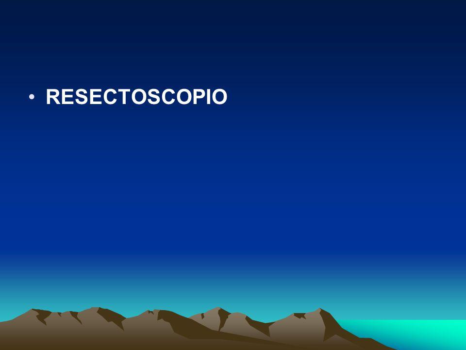 RESECTOSCOPIO