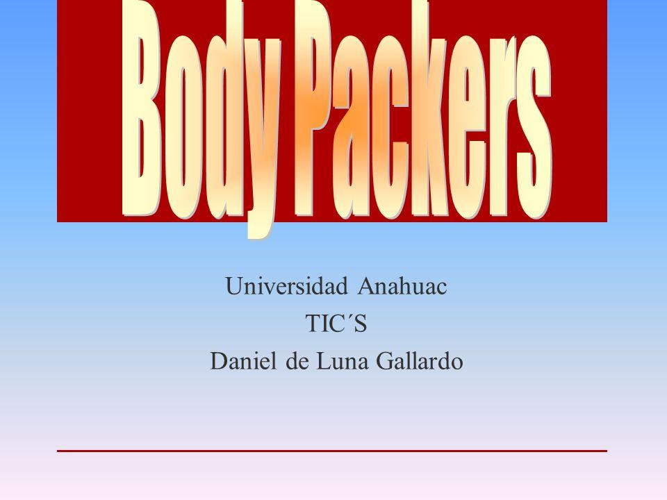 Universidad Anahuac TIC´S Daniel de Luna Gallardo