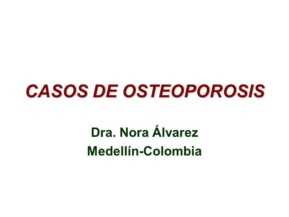 Dra. Nora Álvarez Medellín-Colombia