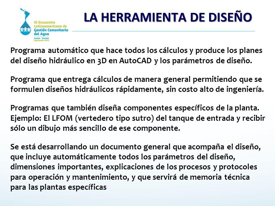 LA HERRAMIENTA DE DISEÑO