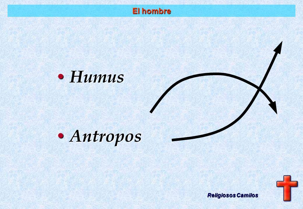 El hombre • Humus • Antropos Religiosos Camilos