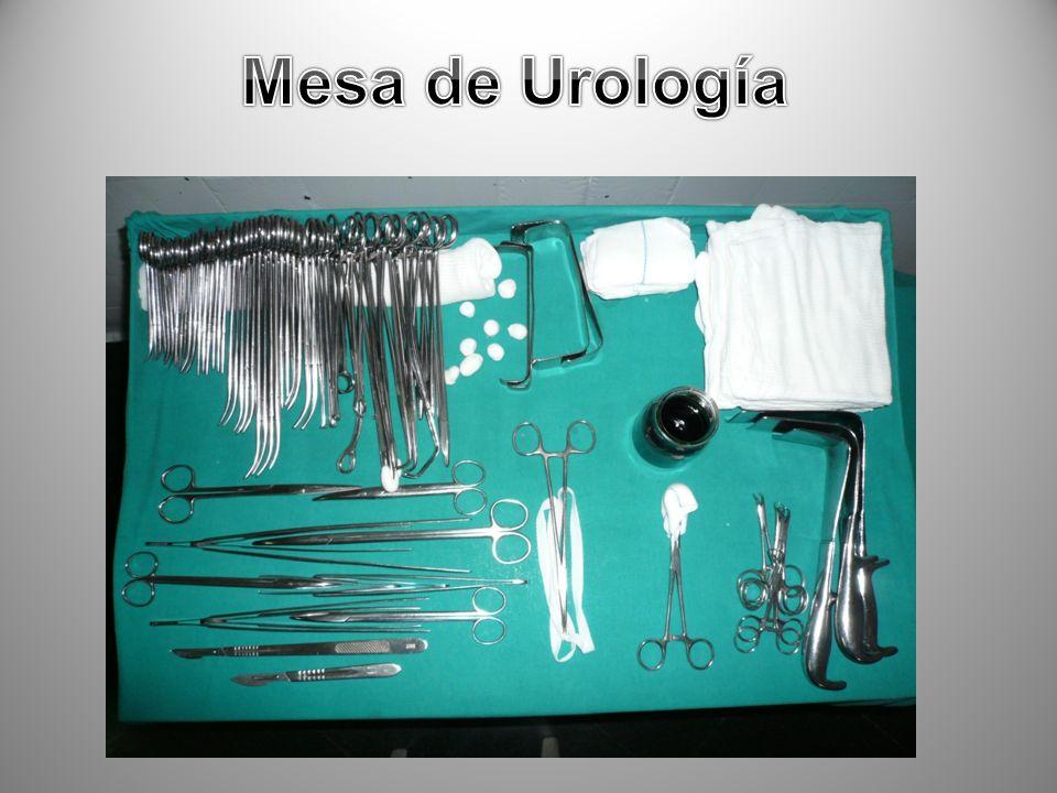 Mesa de Urología