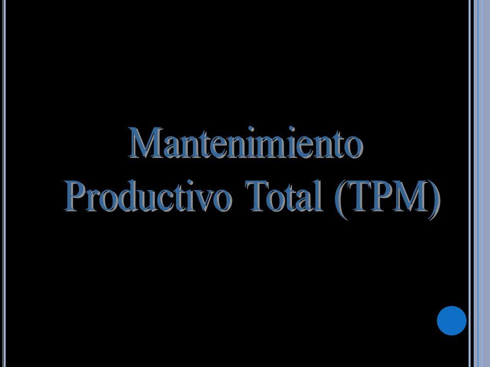 Productivo Total (TPM)