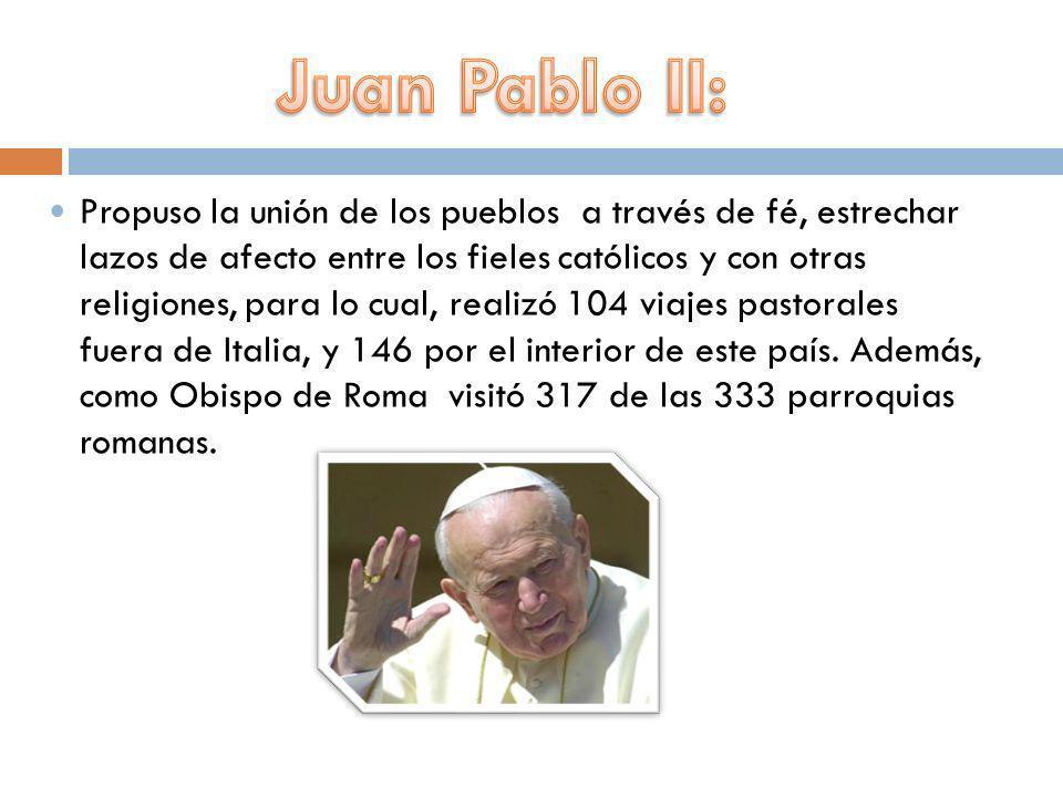 Juan Pablo II: