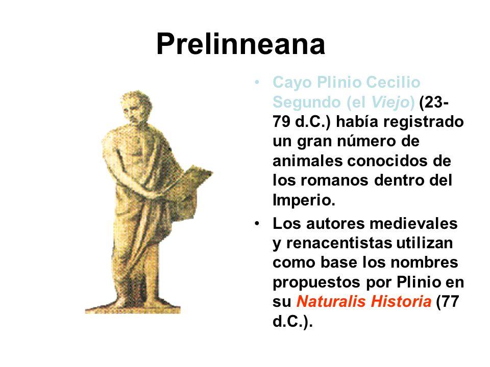 Prelinneana