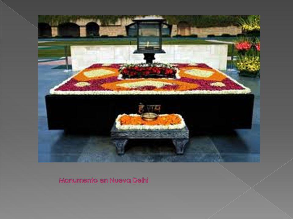Monumento en Nueva Delhi