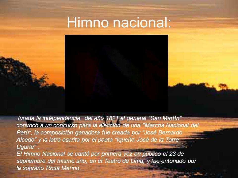 Himno nacional: