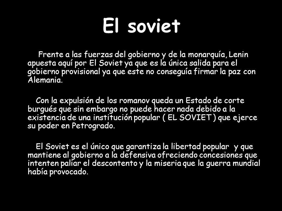 El soviet