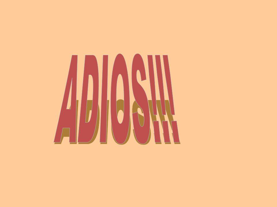 ADIOS!!!