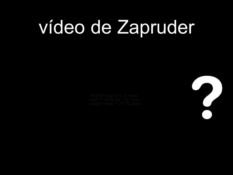 vídeo de Zapruder