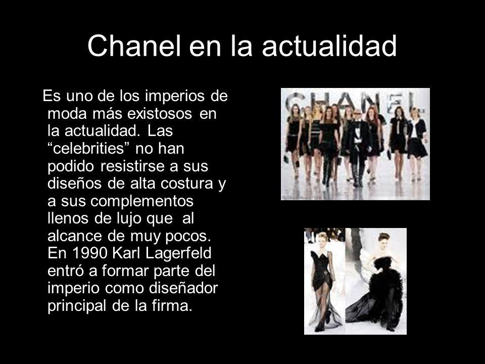 Chanel en la actualidad
