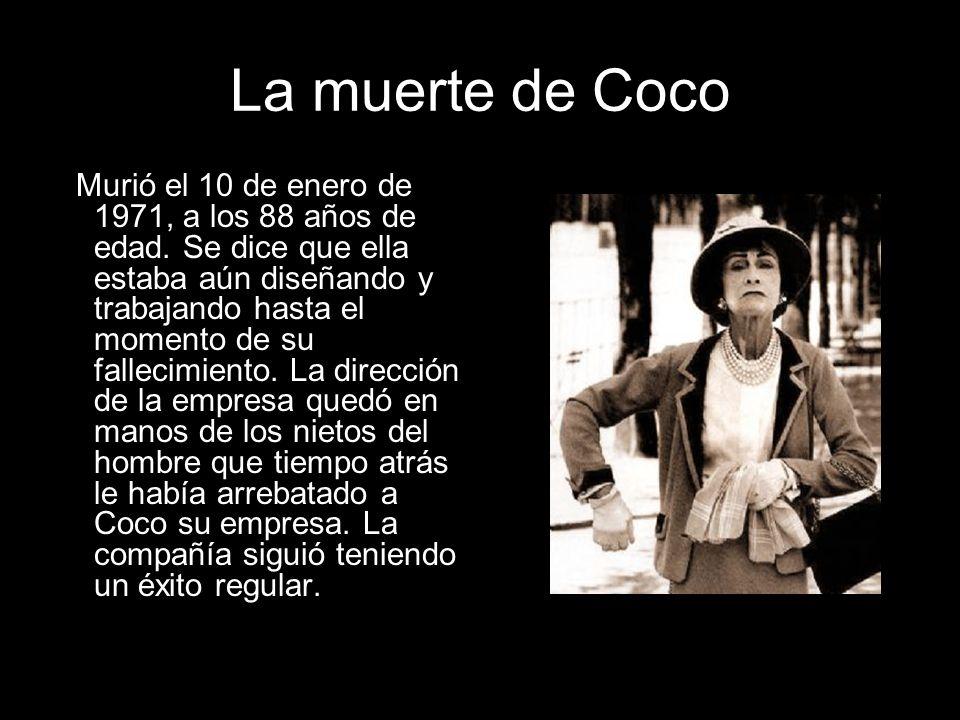 La muerte de Coco
