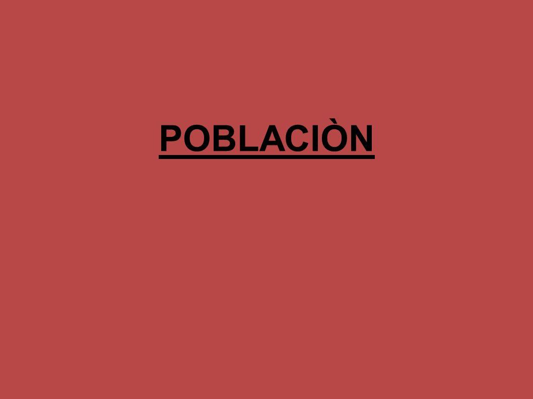 POBLACIÒN