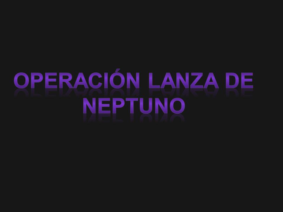 OPERACIÓN LANZA DE NEPTUNO