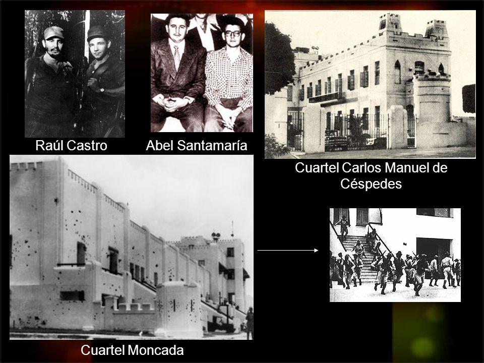 Cuartel Carlos Manuel de Céspedes