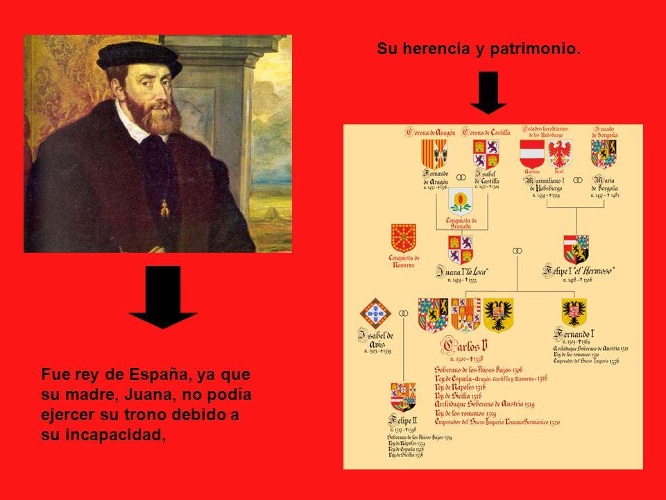 Su herencia y patrimonio.
