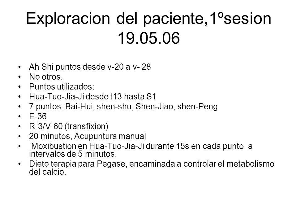 Exploracion del paciente,1ºsesion 19.05.06
