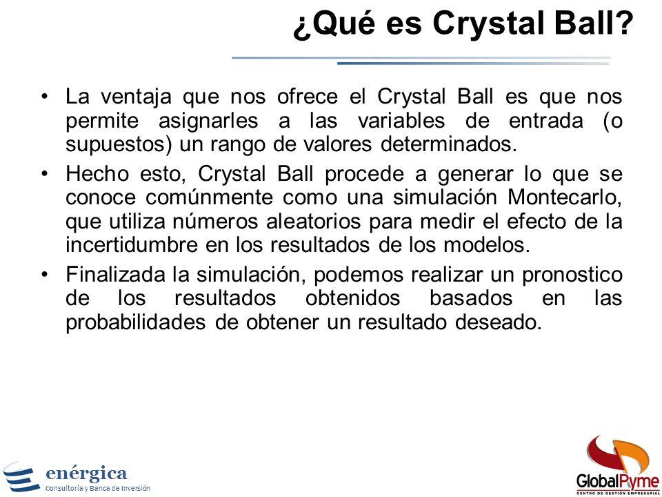 ¿Qué es Crystal Ball