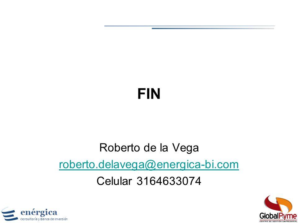 Roberto de la Vega roberto.delavega@energica-bi.com Celular 3164633074