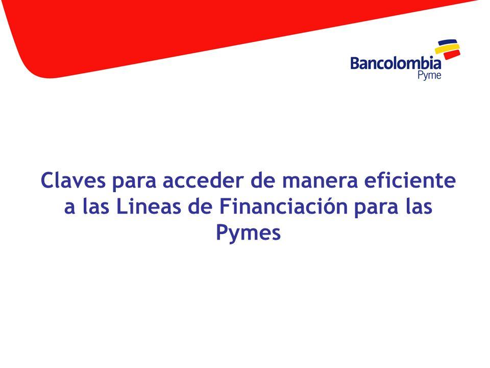 Claves para acceder de manera eficiente a las Lineas de Financiación para las Pymes