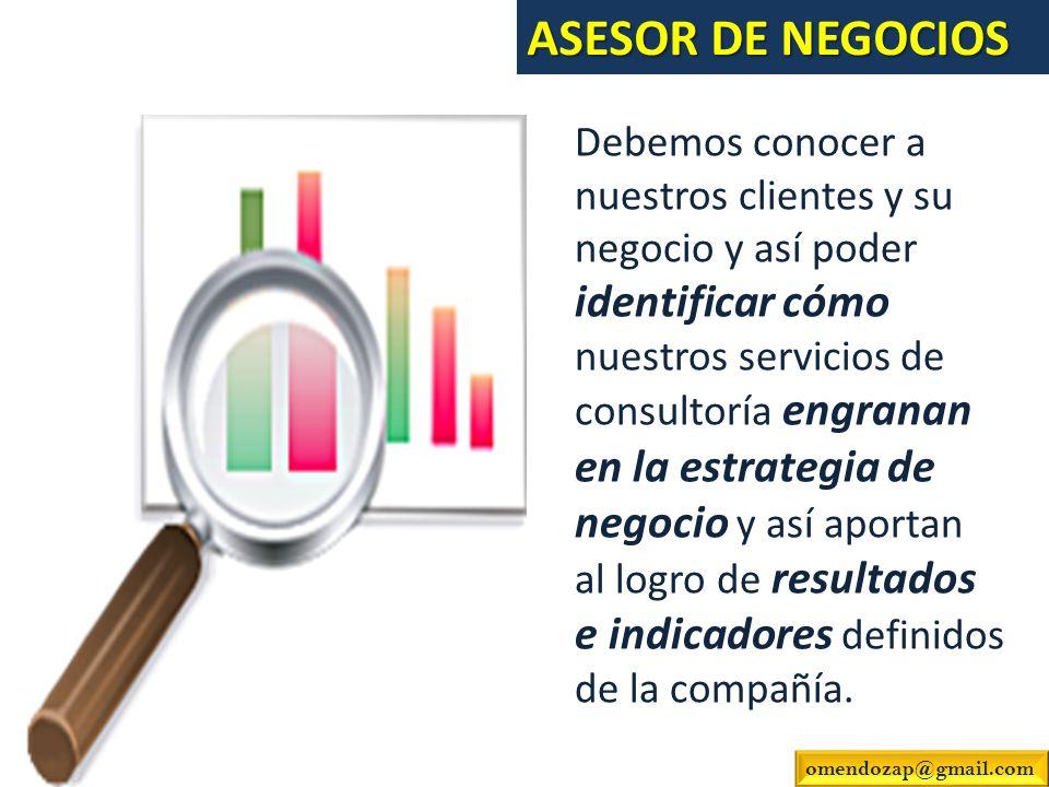 ASESOR DE NEGOCIOS