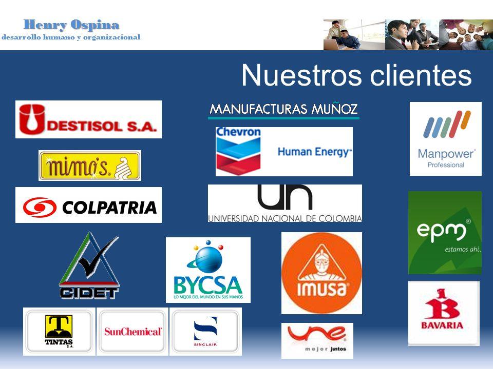 Nuestros clientes