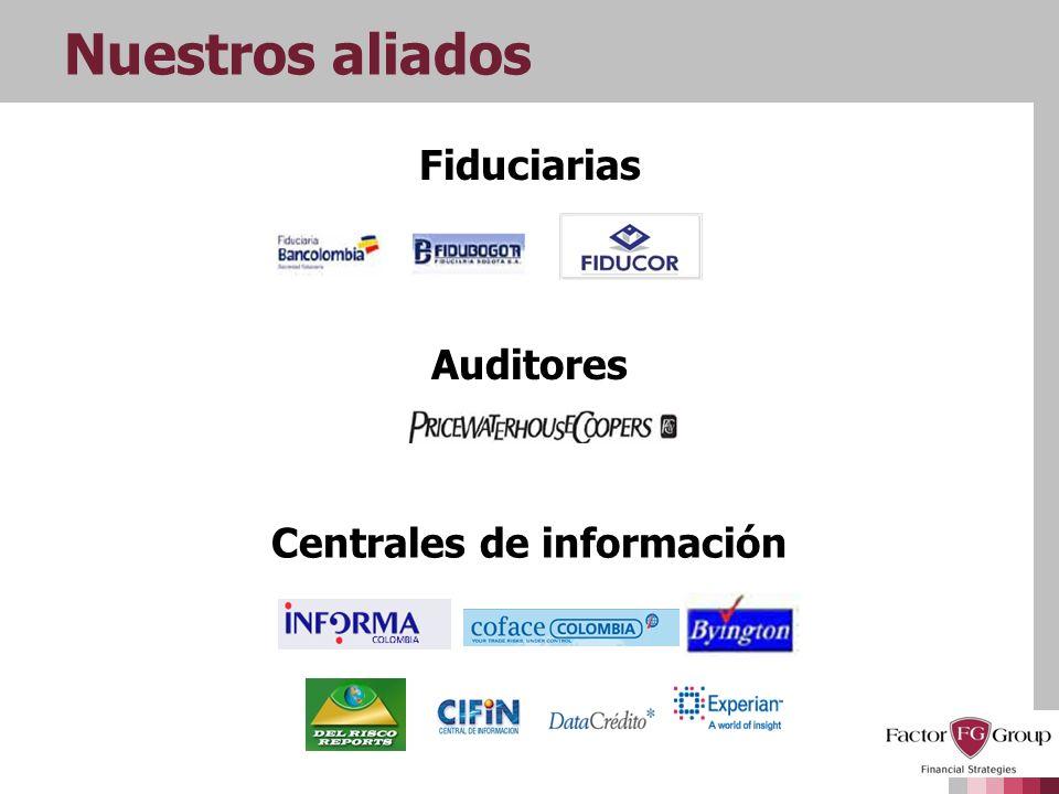 Centrales de información