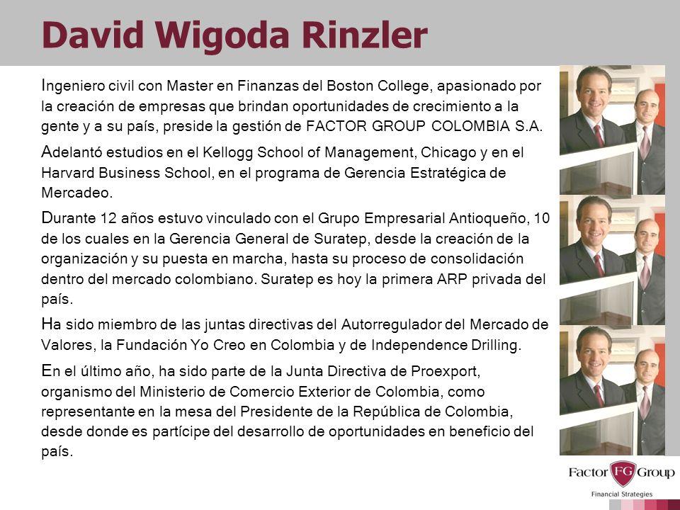 David Wigoda Rinzler